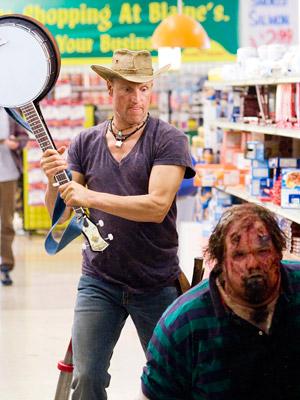 Woody Harrelson, Zombieland
