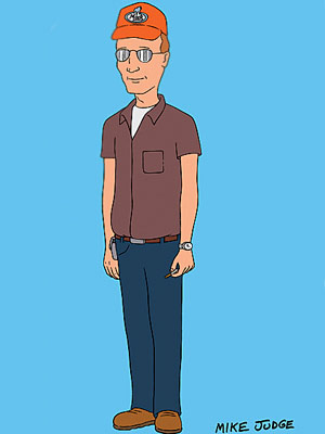 King of the Hill | The one where everyone thought Dale had gone insane and was going to shoot people from the bell tower. — Joe