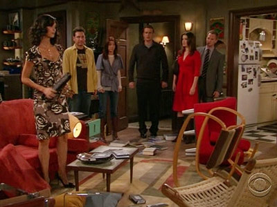 How I Met Your Mother | (Season 2, 2006) There's a barista named Chloe who's got a crush on the now-single Marshall. Only problem: She's got ''crazy eyes.'' Stories ensue about…