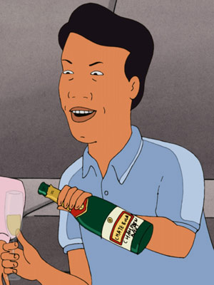 King of the Hill | Kahn is a great character, too. One of my favorite Kahn episodes is the one where Connie runs off to Branson to play with ''The…