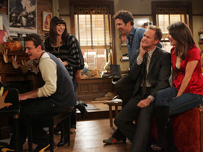 How I Met Your Mother | (Season 3, 2007) 55 days ahead of time, the producers set up a real website with a ''Slap Countdown'' clock that ticked down to the…