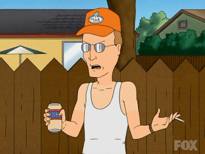 King of the Hill | I like the Christmas episode where Dale is hoarding for the year 2000 millennium bug and his 2 gerbils, which were meant for breeding for…