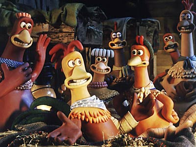 Chicken Run | British stop-motion wizard Nick Park won Oscars for his Wallace and Gromit , but his first feature wasn't about a long-suffering dog and his cheese-loving…