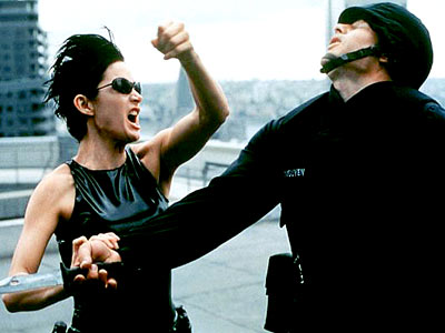 Carrie-Anne Moss, The Matrix