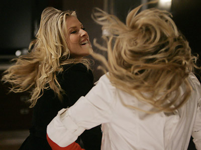 Ali Larter, Heroes | NO. 21: ALI LARTER as Tracy Strauss/Niki Sanders in Heroes (2006-present) WHO IS SHE? Niki and Tracy are two of three identical blondes. Niki, now…