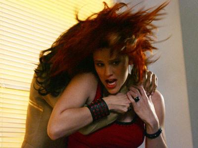 Alias, Jennifer Garner | NO. 11: JENNIFER GARNER as Sydney Bristow in Alias (2001-2006) WHO IS SHE? A college coed recruited into a shadow branch of the CIA, Sydney…