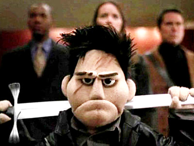 Angel | Angel , Season 5 Yeah, yeah, some fans absolutely loathe this episode, but, come on: Angel gets turned into a felt-faced puppet. He fights other…