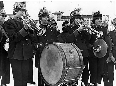The Beatles | Filming Help! in 1965