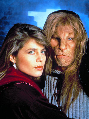 Linda Hamilton, Beauty and the Beast | (1987-1990, CBS) Premise: An inquisitive young assistant district attorney (Linda Hamilton) discovers a wondrous, secret world beneath New York City and falls for the stoic,…