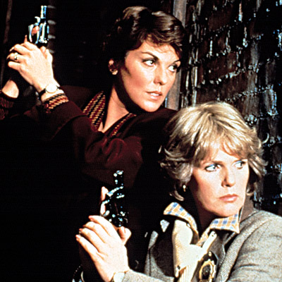 Tyne Daly, Sharon Gless | Sharon Gless and Tyne Daly Cagney and Lacey (1982-1988) The two coolest women in '80s TV. Cagney was single and had lofty career aspirations; Lacey…