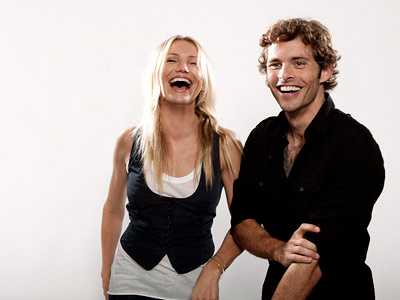 Cameron Diaz | CAMERON DIAZ AND JAMES MARSDEN, The Box
