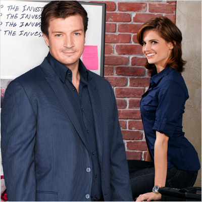 Stana Katic, Nathan Fillion, ... | Nathan Fillion and Stana Katic Castle (2009-present) The key to this partnership isn't repressed attraction (like Bones and Booth) or therapeutic companionship (like Cagney and…