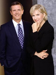 Diane Sawyer, Charles Gibson