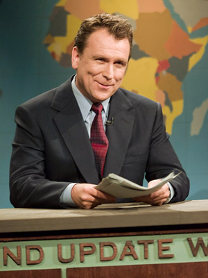 Colin Quinn, Saturday Night Live   Quinn opened his first episode as the WU host with ''Have you ever gone to a bar and found that your favorite bartender was replaced…