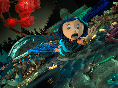 Coraline | Director Henry Selick's collaborations with Tim Burton — A Nightmare Before Christmas and Corpse Bride — may be better known, but Coraline is his best.…