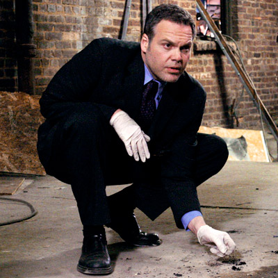 Vincent D'Onofrio, Law & Order: Criminal Intent | Vincent D'Onofrio Law & Order: Criminal Intent (2001-present) The son of a schizophrenic and an adulterer, Goren often seems less interested in solving crimes than…
