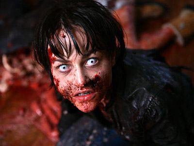 This amazingly gory, made-for-TV effort finds zombie apocalypse survivors holed up in the British version of the Big Brother house. Real-life BB host Davina McCall…