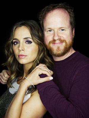 Joss Whedon, Eliza Dushku | SERIES CREATOR JOSS WHEDON AND ELIZA DUSHKU, Dollhouse