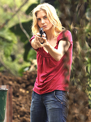 Lost, Elizabeth Mitchell | ABC's ensemble drama contains a cauldron of dark and twisty secrets, but few have been as hard to figure out as why Emmy snubbed Elizabeth…