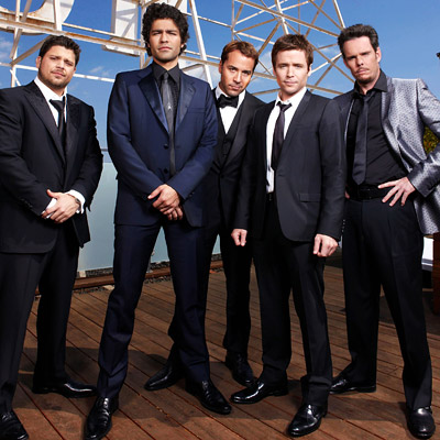 Entourage | Life really is fantastic and problem-free when you're an attractive, bankable movie star. ( Entourage )