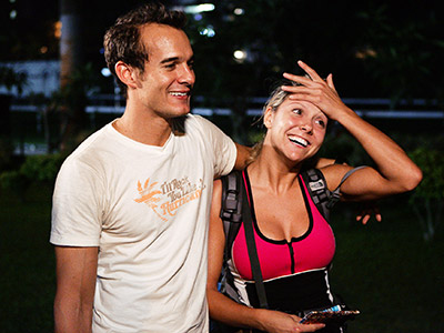 2. THE AMAZING RACE (CBS, 2001-present)