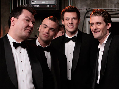 Glee | Glee recap: Acafellas bring down the house! The thing that I loved most about this episode was that it gave the spotlight to characters who…
