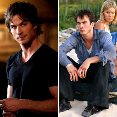 Lost, Ian Somerhalder, ... | Damon Salvator, The Vampire Diaries Best known for playing the ill-fated Boone (pictured, right) on ABC's Lost — where he'll return for several episodes during…