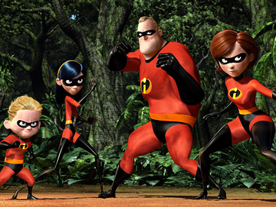 The Incredibles | Brad Bird's first film for Pixar feels like a superhero movie. Which it is — the costumes and masks are a dead giveaway — but…