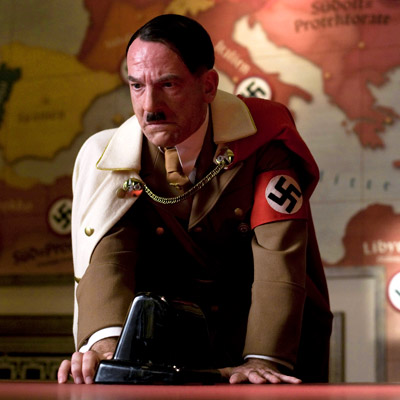 Martin Wuttke, Inglourious Basterds | Jews won World War II. Also, contrary to what our grade school teachers taught us, spelling isn't all that important. ( Inglourious Basterds )