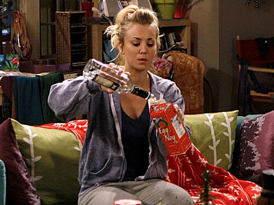 Kaley Cuoco, The Big Bang Theory | Her genius costar Jim Parsons is finally up for an Emmy this year, but Kaley Cucoco needn't feel too bad about getting snubbed. Instead, she…
