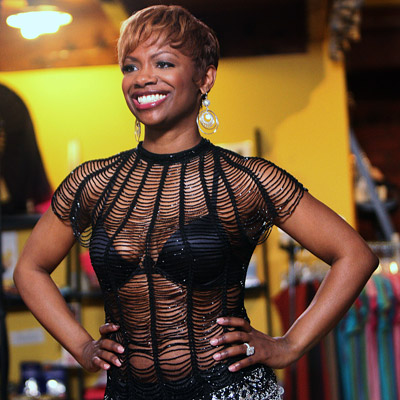 Real Housewives of Atlanta | Real Housewives of Atlanta recap: Kim falls down The very kind and calm Kandi got Kim in a [recording] booth and she told us all…