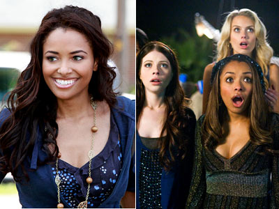 17 Again, The Vampire Diaries | Bonnie Bennett, The Vampire Diaries A former backup dancer for Bow-Wow and Missy Elliott, Graham appeared in many music videos before her breakout role as…