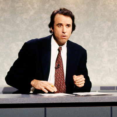 Kevin Nealon, Saturday Night Live   Nealon was a competent Updater and had the looks and demeanor of a real anchor. But his tenure is more memorable for the guest commentators,…