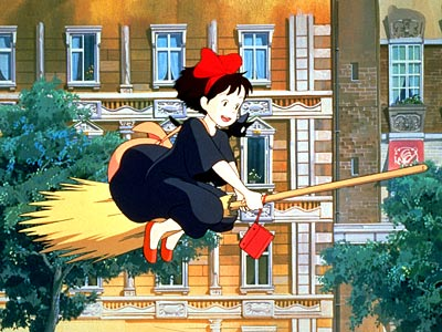 Kiki's Delivery Service | Writer-director Hayao Miyazaki is like a cross between Steven Spielberg and Walt Disney: a filmmaker who uses animation to tell soaring stories about kids confronting…