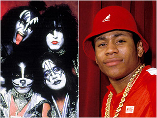 Kiss, LL Cool J
