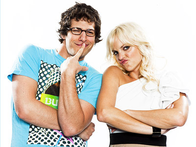 Andy Samberg | ANDY SAMBERG AND ANNA FARIS, Cloudy with a Chance of Meatballs