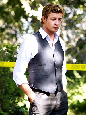 Simon Baker, The Mentalist | Simon Baker The Mentalist (2008-present) What sets Patrick Jane apart from his CBS procedural brethren — CSI eggheads, Cold Case corpsehounds, NCIS patriots — is…