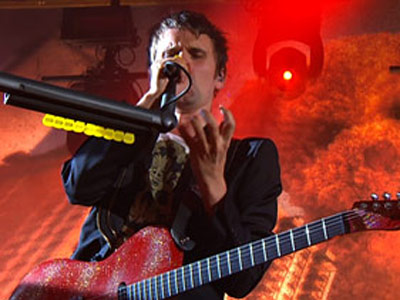 Muse | More like ''Snooze's'' performance! The Britrockers aren't a terrible band under most circumstances, but they took up waayyy too many precious VMA minutes for our…
