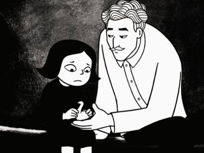 Persepolis | Marjane Satrapi adapted her own graphic novel into a harrowing, moving memoir of her time as a child in the Shah's Iran, her later expatriation…