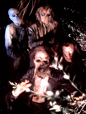 The Return of the Living Dead | Return of the Living Dead strayed from the Romero zombie ''rules'' in a number of ways and, just as importantly, replaced his social commentary with…