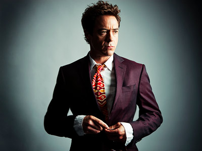 Robert Downey Jr. | ROBERT DOWNEY JR., Sherlock Holmes
