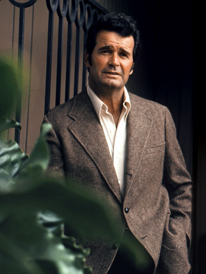 James Garner | James Garner The Rockford Files (1974-1980) A laid-back detective for the leisure-suit '70s, Jim Rockford avoided violence and left his gun in the cookie jar.…
