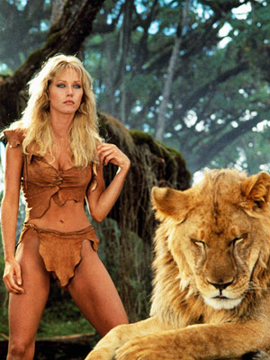 Tanya Roberts | My fondness for this movie is directly related to the fact that it's rated PG. See, when I was a downy soft 14-year-old, this movie…