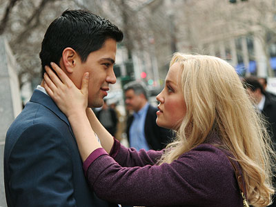 Jay Hernandez, Erika Christensen, ...   2006-2007, ABC, 8 episodes Based on the idea of six degrees of separation, this ABC series focusing on the relationships between six main characters in…