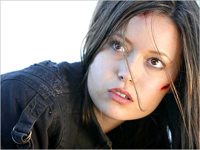 Summer Glau, Terminator: The Sarah Connor Chronicles | NO. 25: SUMMER GLAU as Cameron in Terminator: The Sarah Connor Chronicles (2007-2009) WHO IS SHE? The über-cute cyborg sent back from the future to…