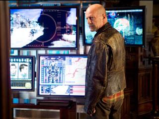 Bruce Willis, Surrogates