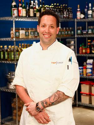 Top Chef Michael