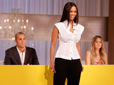 America's Next Top Model | America's Next Top Model : Private smeyes, watching you Then something weird happened: The show had its single most instructive, interesting, reasonable, and worthwhile segment…