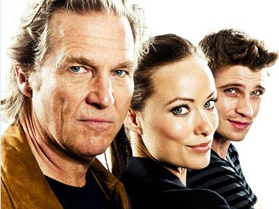 Jeff Bridges, Olivia Wilde, ...   JEFF BRIDGES, OLIVIA WILDE AND GARRETT HEDLUND, Tron 2.0