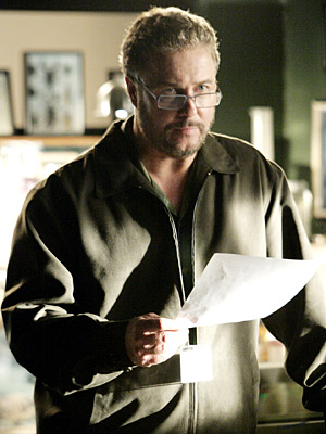William L. Petersen | ''What about William Petersen? I guess he makes it look easy so he gets overlooked. His last appearances on CSI showcased some of his best…